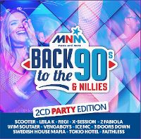 Cover  - MNM Back To The 90s & Nillies - Party Edition [2018]